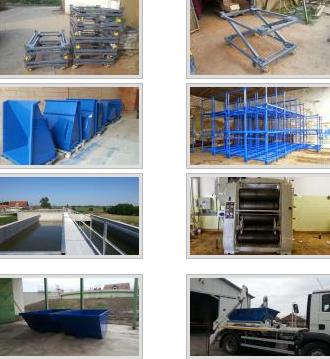Billenő konténer gyártás, Konténer forgalmazás, Gépgyártás, Gépjavítás - ABOSZOL Kft.