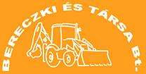 Földmunka, Beton - Bereczki és Társa Bt.