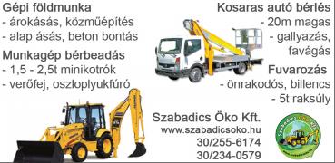 SZABADICS ÖKO Kft.