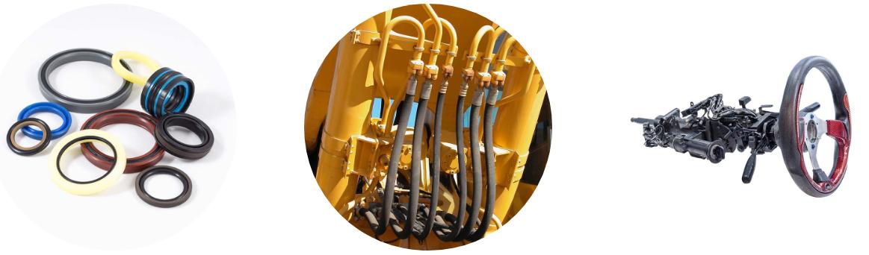HIDROTEK - Hidraulikus gépek javítása