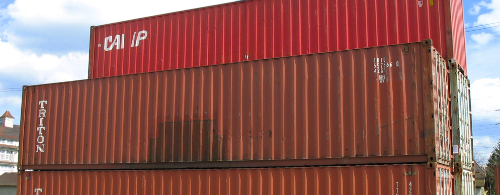 Irodakonténerek, Raktár konténerek felújítása