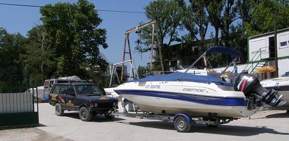 Motorcsónak szervizelés, Motorcsónak javítás, Motorcsónak tárolás - Király Motorcsónak Szerviz