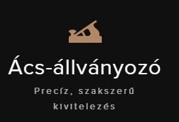 Gipszkartonozás, Ács-állványozás, Bádogos munkák - Szecsei Ferenc