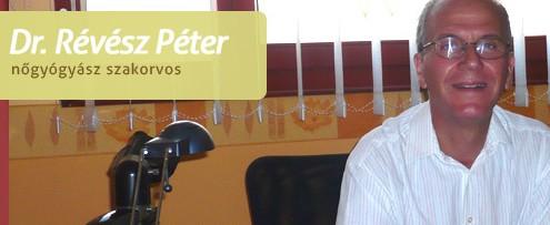 Dr. Révész Péter Szülész-nőgyógyász
