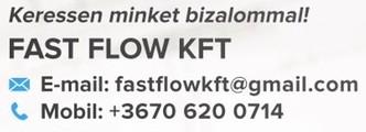 Száraz Építészet - FAST FLOW Kft.