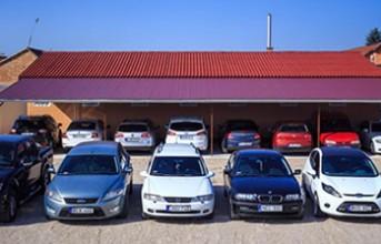 Reptéri Parkolás Vecsés - Hungária Parkoló