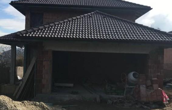 Családi ház generálkivitelezése Pest megye Alaptól-Tetőig - JHDM Épker Kft.