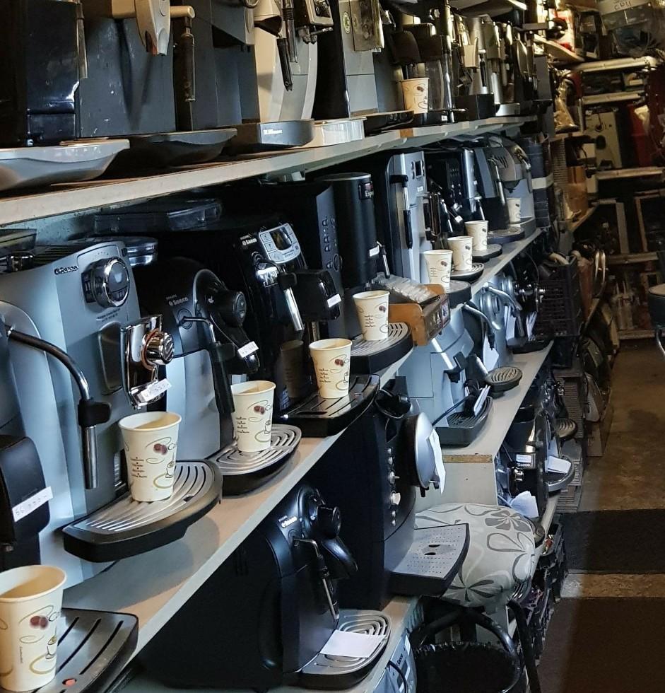 Kávégépszerviz Budapest