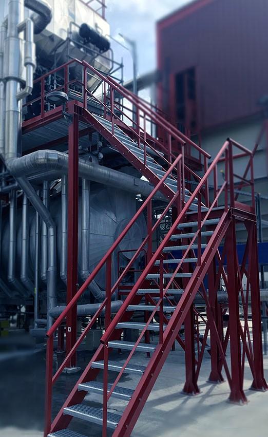 Egyedi acélszerkezetek, Élelmiszeripari csővezetékek, Rozsdamentes és acél tartályok gyártása - Temerit Csőszerelő és Tartálygyártó Kft.