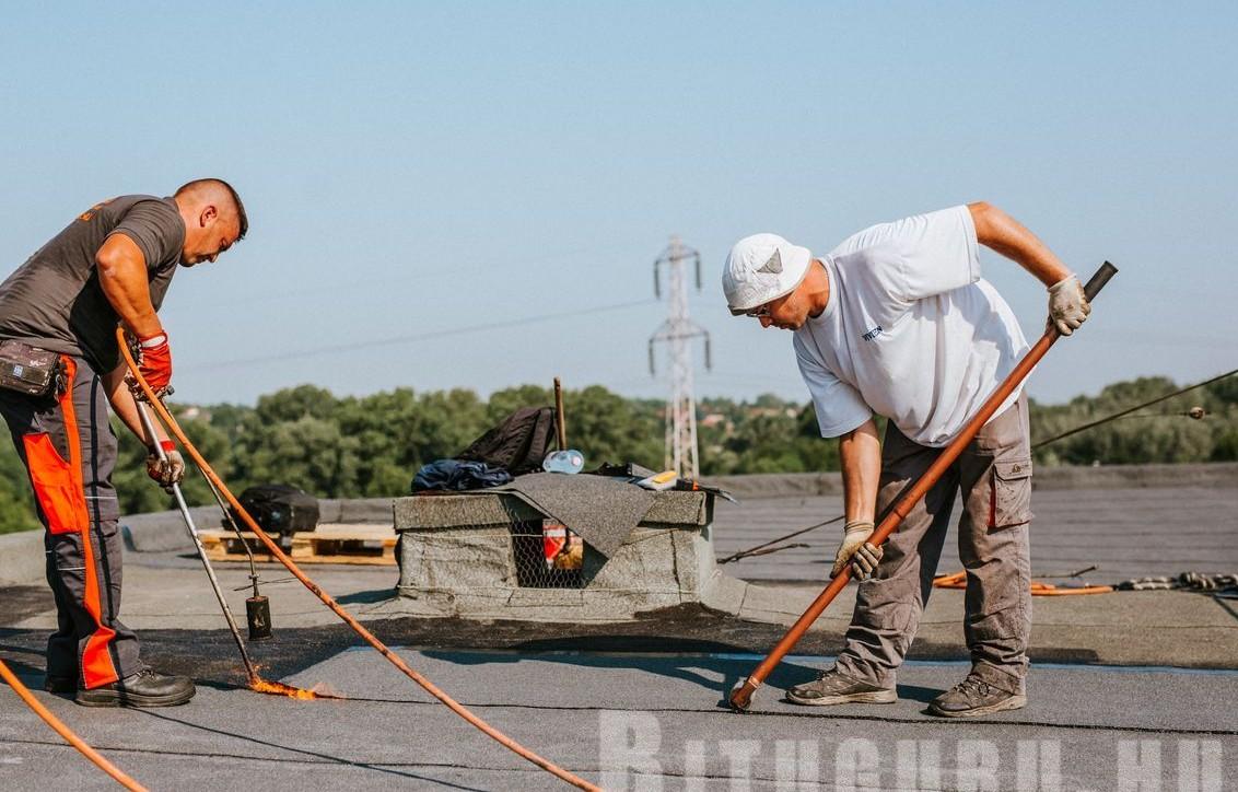 Lapostető szigetelés, Bitumenes tetőszigetelés - www.bituguru.hu