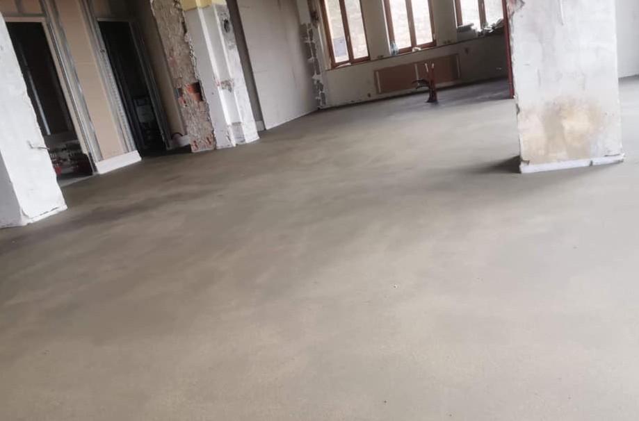 Estrich Beton és Ipari padló készítés