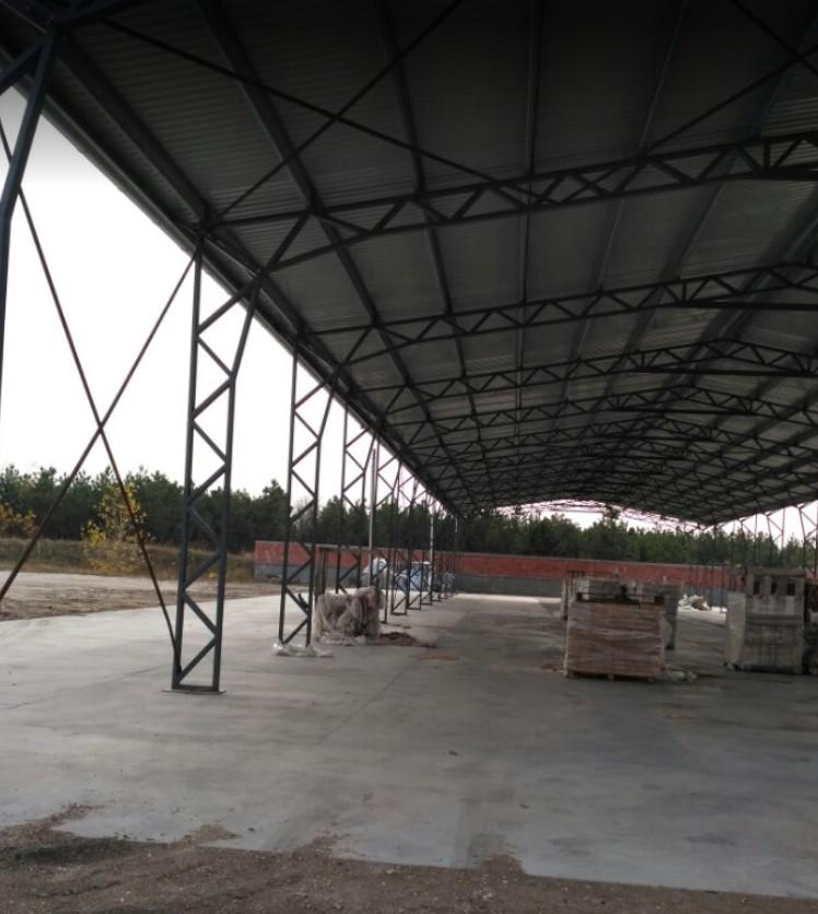 Acélszerkezet Gyártás Bács-Kiskun megye - OWS Kft.