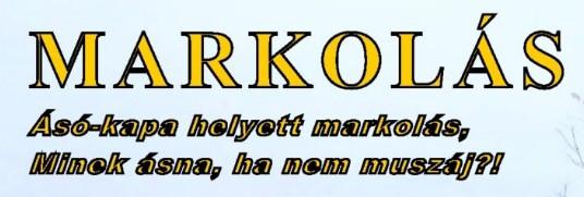 Markolás, Gépi földmunkák 06202603960