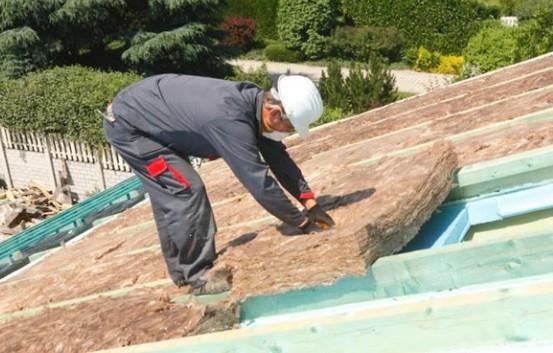 Tetőszigetelés, Palatető felújítás, Bádogos munkák