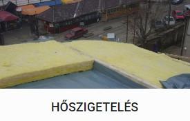 Hőszigetelés - DOMINIK BAU Kft.