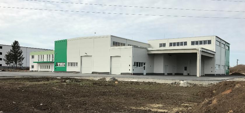 Csarnok építés - Acélszerkezet-Technika Kft.