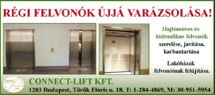 CONNECT-LIFT KFT